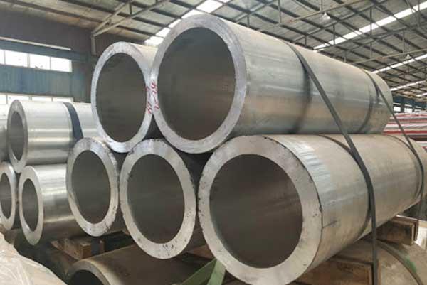 Large Diameter Aluminum Tube