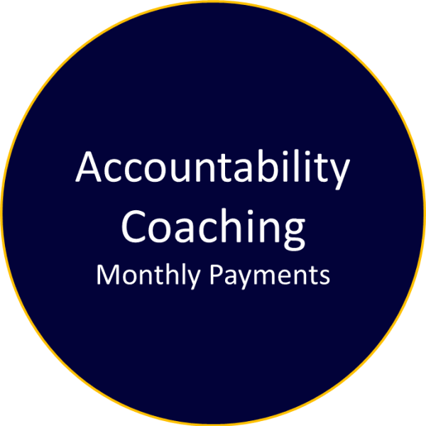 Accountability Coaching Monthly