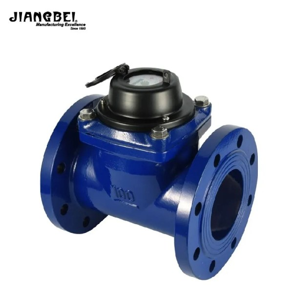 Ningbo Jiangbei Water Meter - LXLC-B - AMP