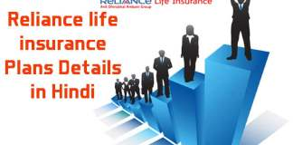Reliance life insurance plans Details in Hindi