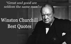 Winston churchill quotes in hindi | विंस्टन चर्चिल के अनमोल विचार