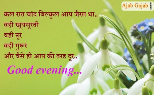 evening-quotes-in-hindi