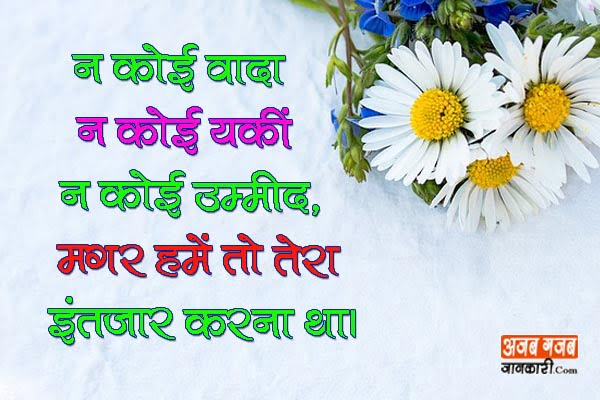 two line attitude shayari in hindi