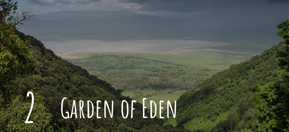 Garden of Eden - Ngorongoro Crater