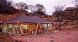 Pioneer camp serengeti private holidays