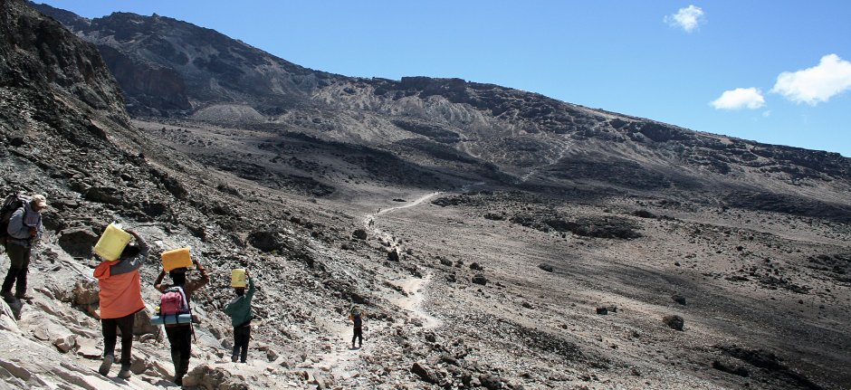 Choose your Kilimanjaro route wisely