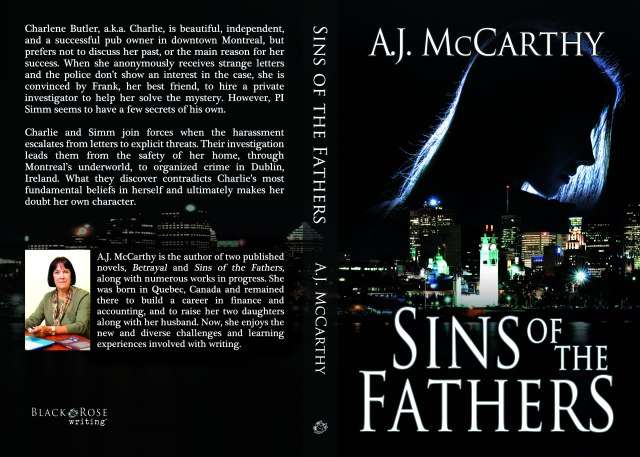 Sins of the Fathers full cover