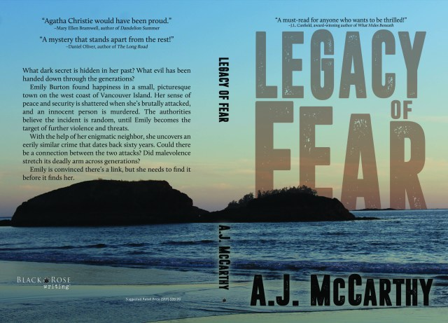 Legacy of Fear full cover