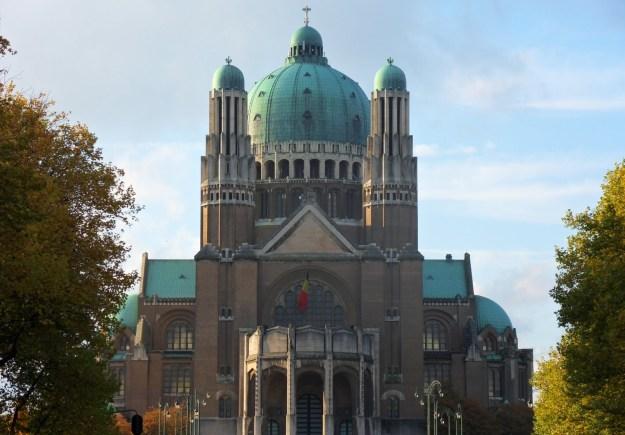 Basilica of the Sacred Heart, Belgium