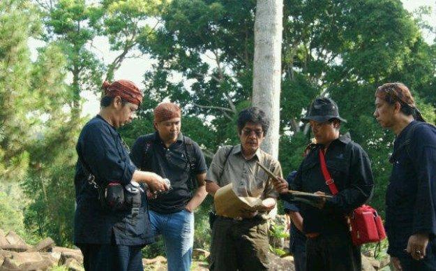 Penelitian situs megalitikum Gunung Padang di Cianjur