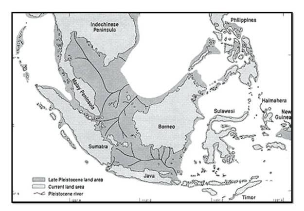 Paparan Sunda alias Sundaland