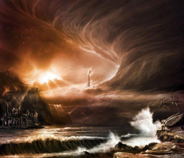 cerita banjir Nuh