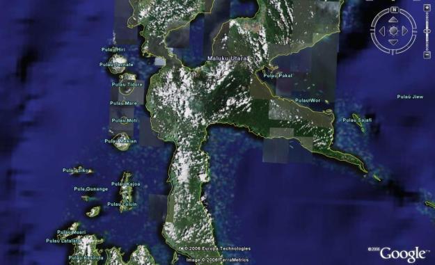 Maluku - Kepulauan rempah-rempah