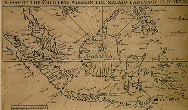 """Nusantara adalah """"jamrud khatulistiwa"""""""
