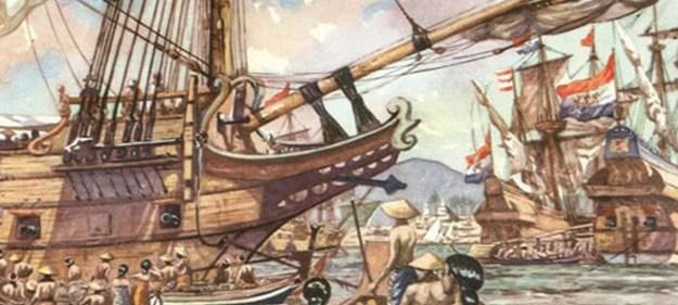 Pelaut Nusantara Dahului Petualangan Cheng Ho dan Columbus