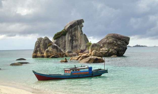 Pulau Burung, Belitung