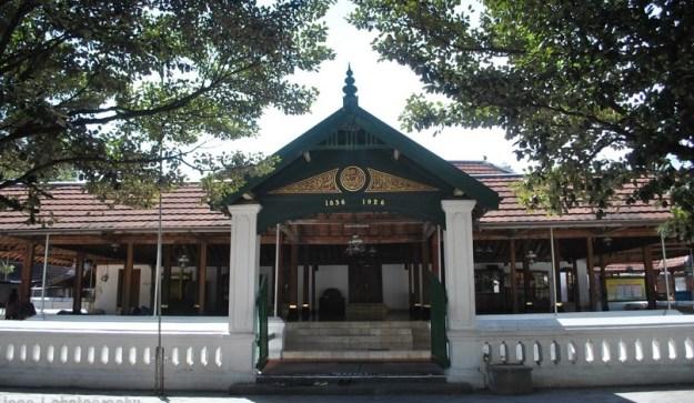 Masjid Kota Gede, Masjid Tertua di Indonesia