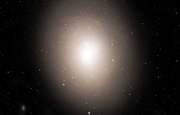 supergiant elleptical Galaxy
