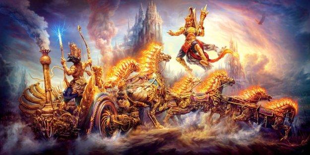 Perang Mahabharata Dalam Tinjauan Sains