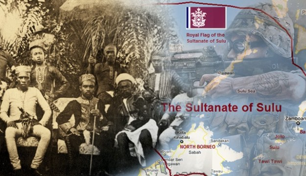 Dominasi Sulu Di Nusantara