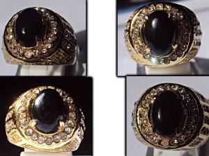 Batu  Black Opal