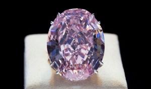 Batu Pink Star Diamond