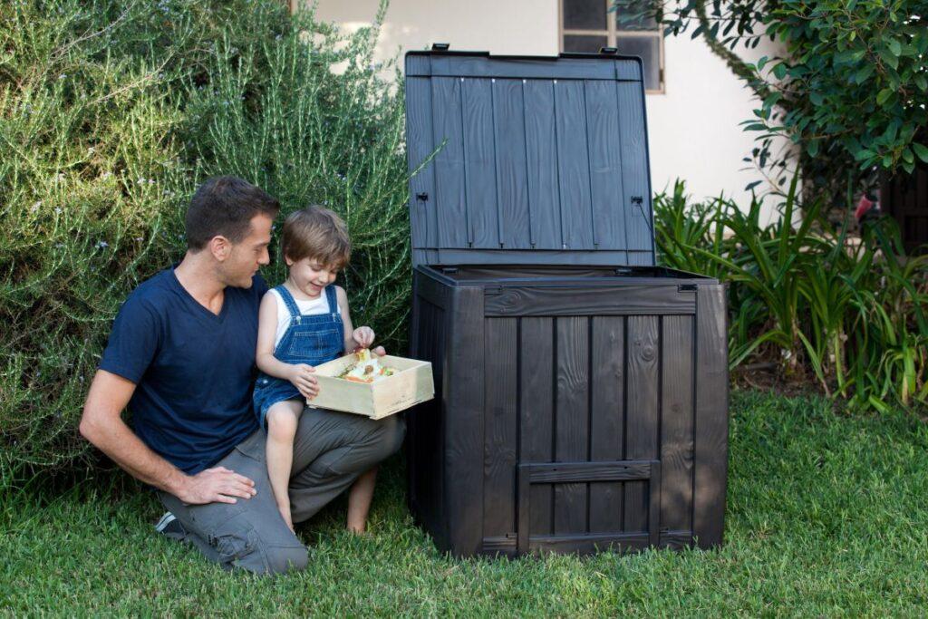 Näita teistele eeskuju ja võida komposter!