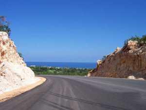 North Coastal scenery.