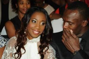 Shelly-Ann and Usain Bolt