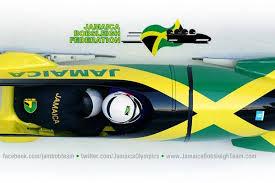 Jamaica's Bobsleigh Team