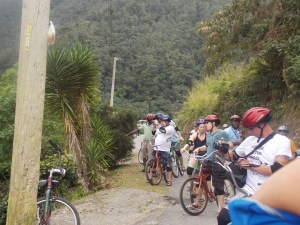 Blue Mountain Bicycle Tour.