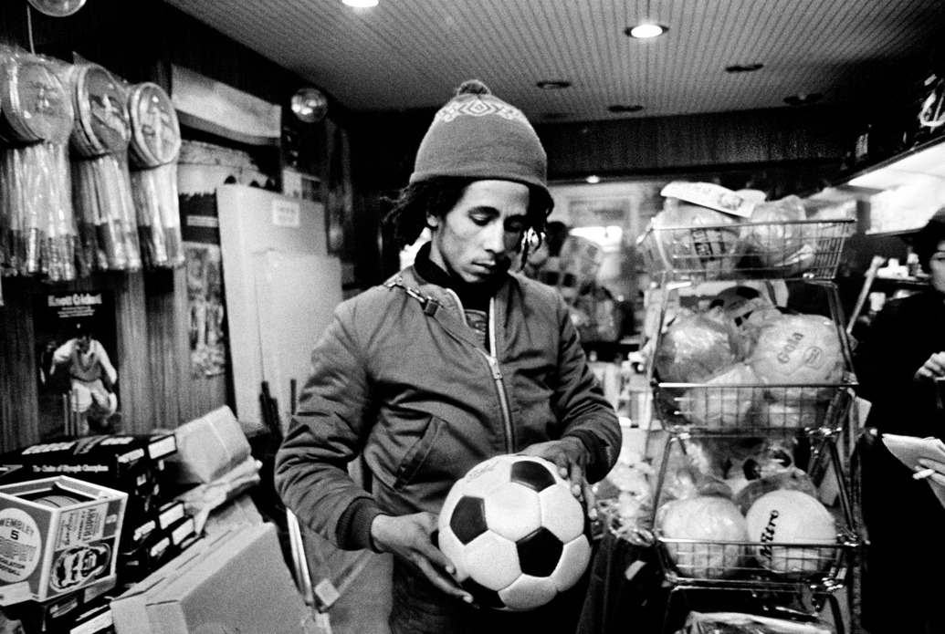 Bob Marley Football