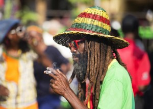 A-Rastaman-at-Marley-70th-Bithday