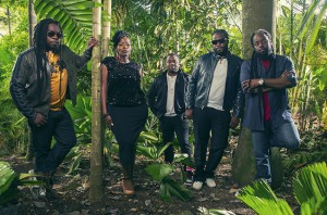 Morgan-Heritage Reggae Music Family