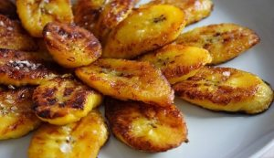 Fried Plaintains