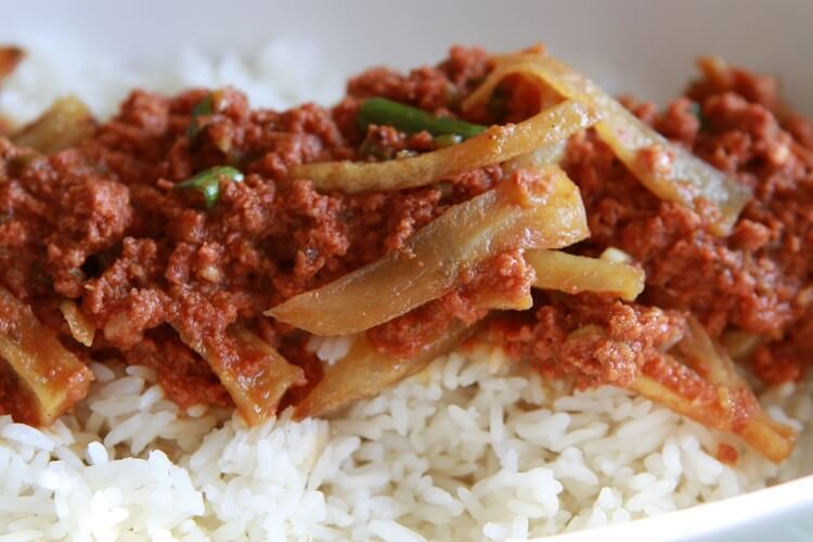 Jamaican corned beef recipe