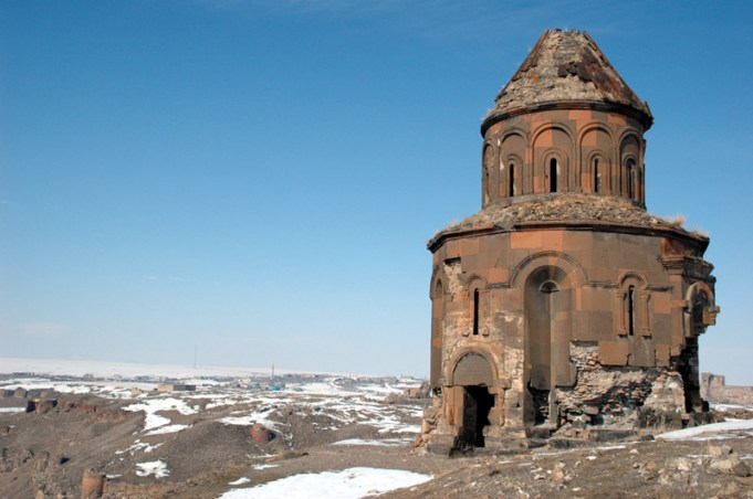 Church of Saint Gregory - Ani, Turkey