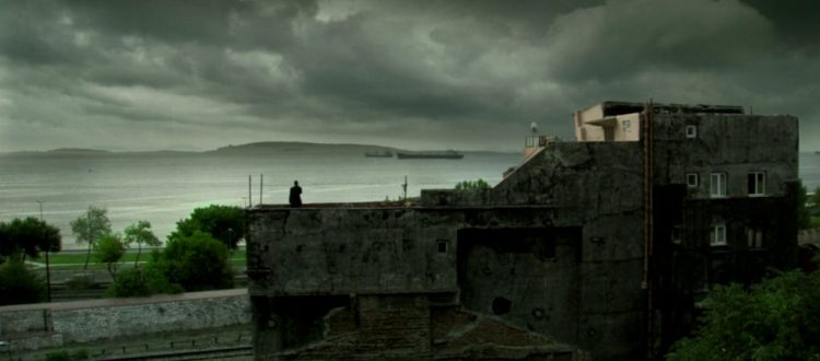 A cycle of guilt renewed: the stunning final shot of Three Monkeys (2008).