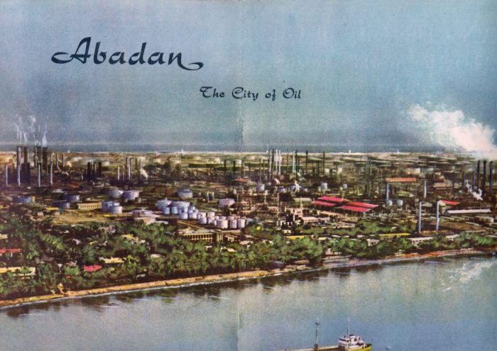 Almost picture-perfect Abadan.