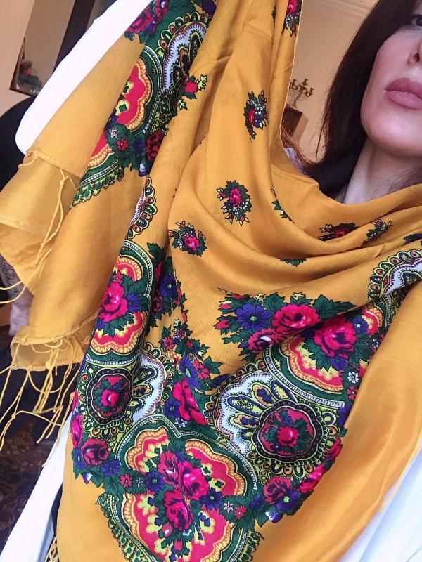 Turkmen Scarf/Shawl