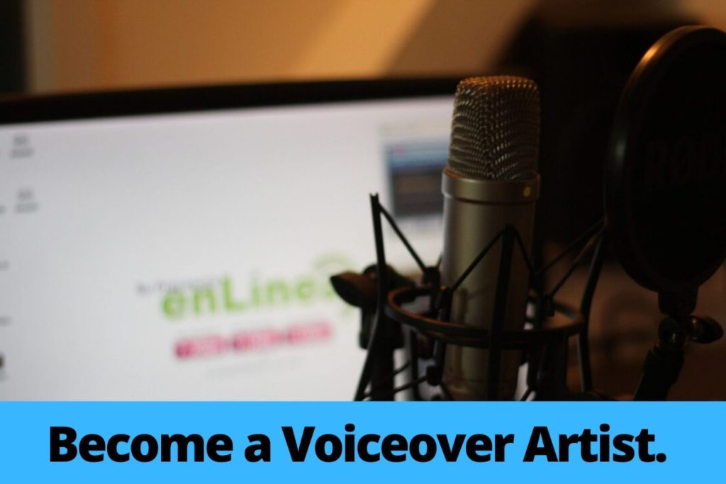 voice over work online