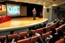 DSC 0234 - Sporda Kariyer Günleri AİBÜ'de Yapıldı
