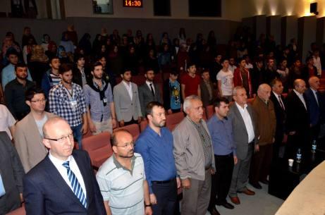 DSC 4902 - İlahiyat Fakültesi'nde Kur'an-ı Kerim'i Güzel Okuma Yarışması