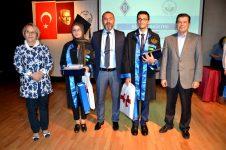 DSC 2541 - 2015-2016 Akademik Yılı Mezuniyet ve İzzet Baysal Vakfı Ödül Töreni…