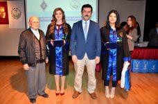 DSC 2557 - 2015-2016 Akademik Yılı Mezuniyet ve İzzet Baysal Vakfı Ödül Töreni…