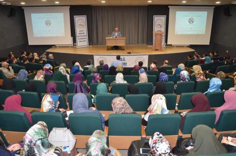 DSC 8454 - AKİMER'de Hikmet Arayışları Konferansı