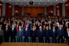 DSC 6206 1 - 14 Mart Tıp Bayramı Üniversitemizde Düzenlenen Törenle Kutlandı