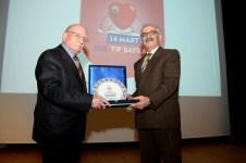 DSC 6432 1 - 14 Mart Tıp Bayramı Üniversitemizde Düzenlenen Törenle Kutlandı