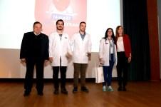 DSC 6458 1 - 14 Mart Tıp Bayramı Üniversitemizde Düzenlenen Törenle Kutlandı