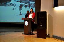DSC 6900 - Olimpik Kadın Kayakçılar, AİBÜ'ye Konuk Oldu